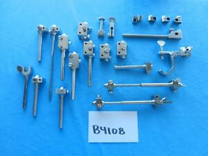 Zimmer Surgical Orthopedic Charnley Arthrodesis Instruments Lot Of 22