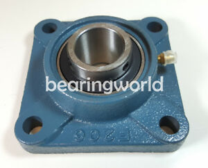 Ucf211 32 New High Quality 2 Insert Bearing With 4 bolt Flange