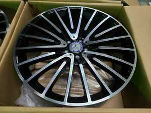 21 Mercedes Benz Gl Gl550 Gl63 Amg Oem Wheels Rims Authentic Germany Factory Set