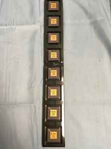 8 New Xilinx Xc2018 70 Ic Chip Field Programmable Gate Array Xc2018 70pg84d Gold