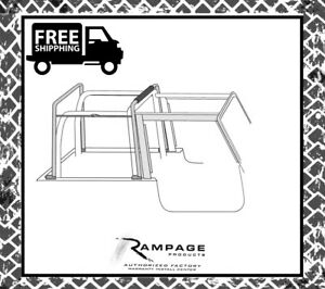 Rampage 69999 Soft Top Replacement Hardware For 1987 1995 Jeep Wrangler yj