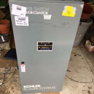 Kohler Power Systems Automatic Transfer Switch Ksp dmta 0100s