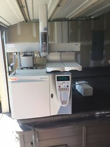 Thermo Trace Gc Ultra With Triplus As Auto sampler
