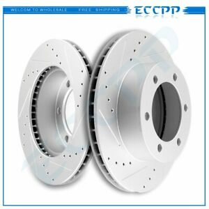 Front Brake Discs Rotors For 1998 2004 Toyota Tacoma 1996 2002 4runner 2wd 4wd