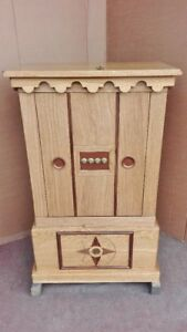 French France Antique Strongbox Strong Safe Security Box With Keys Combination
