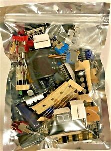 A Quality Lot Electronic Components New Parts Grab Bag Stem All Never Used