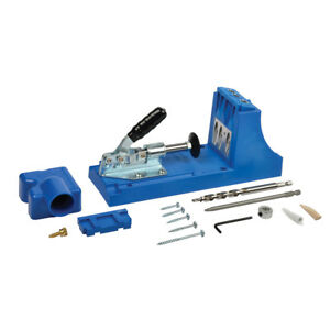 K4 Kreg Pocket Hole Jig Drill Guide For All Types Of Timber 256272