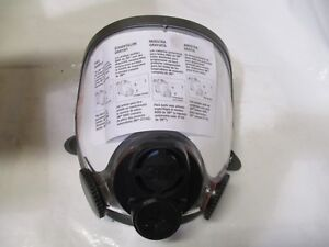 3m Full Facepiece Reusable Respirator 6700din Small