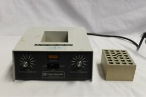 Fisher Scientific Dry Bath Incubator Cat 11 718 With Block Used Tested Works