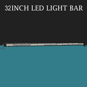 10d 42inch 4160w Quad Row Led Light Bar Spot Flood Driving For Ford Jeep 40 44