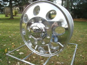 4 16 Ford F350 1998 And Older 8 Lug alcoa Style Dually Wheels 167 Series