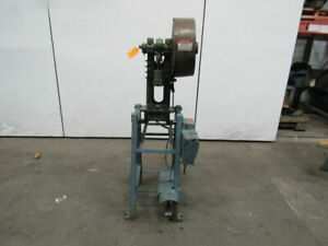 Alva Allen Bt 5 Mechanical Obi Punch Press 5 Ton 1 1 4 Stroke 4 Throat 1 3hp