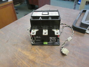 Abb Contactor Eh 300c l 24vdc Coil 350a 600v Used
