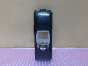 Motorola Astro Xts 5000 Model Ii Portable Front Cover Assy used