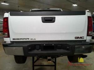 2009 Gmc Sierra 2500 Pickup Tow Trailer Hitch