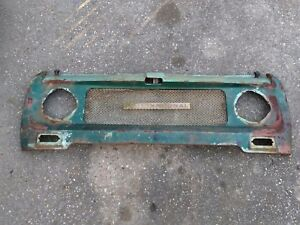 International Scout 80 Grill Surround Nose Piece
