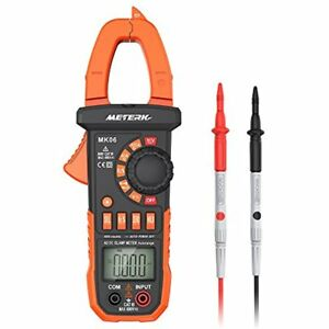 Digital Clamp Meter 4000 Counts Auto ranging Multimeter Ac dc Voltage