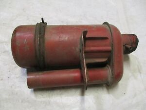 Farmall Ih 300 350 Utility Tractor Air Cleaner