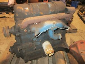Ford 800 850 851 900 950 951 2000 Tractor Diesel Engine