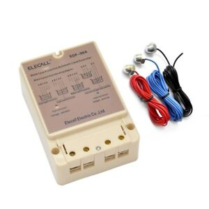 Water Automatic Level Controller 10a 220v Water Liquid Level Detection Sensor