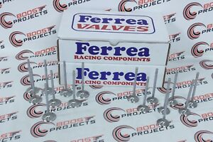 Ferrea Racing 6000 Series Intake Exhaust Valves For 60 12 Ford Boss 302 351c 429