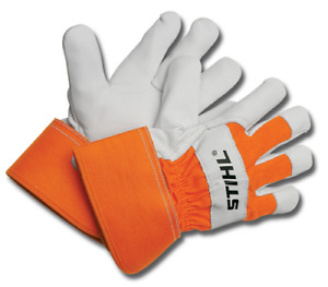 Stihl Heavy Duty Work Gloves X large 2 Pack 30 Off
