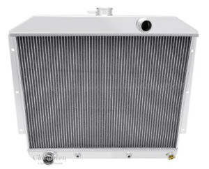 3 Row Racing Champion Radiator For 1949 1950 1951 Mercury Car Ford Configuration