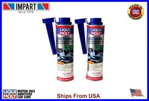 Liqui Moly Jectron Fuel Injection System Cleaner 300ml 2 Lm2007