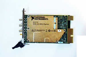 usa National Instruments Ni Pxi 5114 Digitizer Card Ni Daq Scope 250ms sec