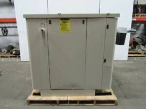 Aerzen Gm 10s 20hp Positive Displacement Blower Package W sound Enclosure