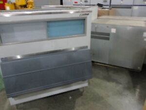 Hoshizaki Ice Maker Km 2000swf3 Tub 48x31x48 208 230v 60hz 3ph Used