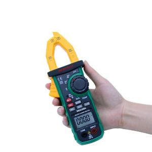 Mastech Ms2109a Auto Ranging Digital Ac dc Clamp Meter Multimeter Frequenc New