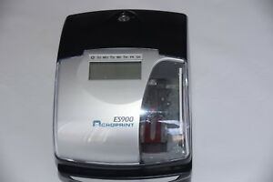 Acroprint Es900 Electronic Payrroll Recorder time Stamp