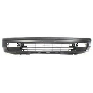New Ho1000135 Front Bumper Cover For Honda Accord 1990 1991