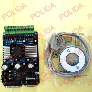 3 Axis Cnc 3 5a Router Tb6560 Stepper Motor Driver Board Controller