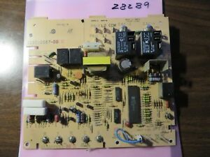 Carrier Bryant Ceso110057 00 Furnace Control Board