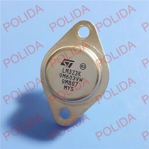 5pcs Voltage Regulator Ic St To 3 Lm323k 100 Genuine And New