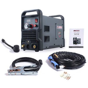 Cut 30 30 amp Plasma Cutter 110 230v Dual Voltage Cutting Machine New
