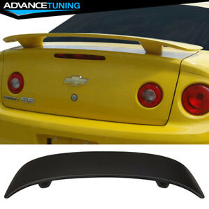 Fits 05 10 Chevrolet Chevy Cobalt 2dr Coupe Oe Factory Style Abs Trunk Spoiler