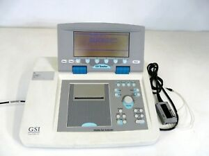 Grason Stadler Gsi Tympstar Tympanometer Hearing Diagnostic Clinical Medical