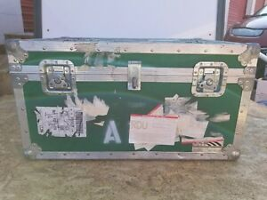 Utility Trunk Hard Case Gun Tool Chest Computer Instrument Shipping Container B