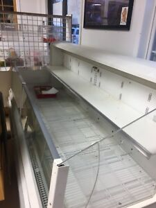 Used Produce Cooler 6 Foot