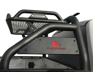 Black Horse 2007 2019 Toyota Tundra Roll Bar Bed Cargo Sport Head Rack Rb ba1b