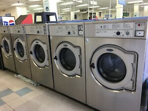 Wascomat Washer W655 3ph Used In Working Conditions I Have 4 Washers For Sale