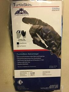 Turtle Skin utility Advance Gloves Small