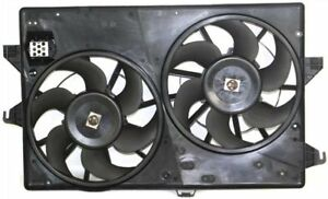 Radiator Cooling Fan For 95 2000 Ford Contour 99 2002 Mercury Cougar