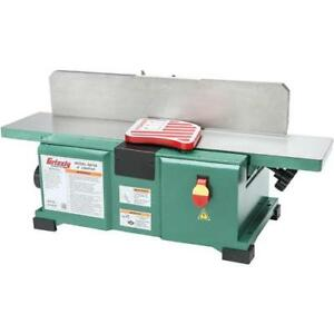 G0725 6 X 28 Benchtop Jointer