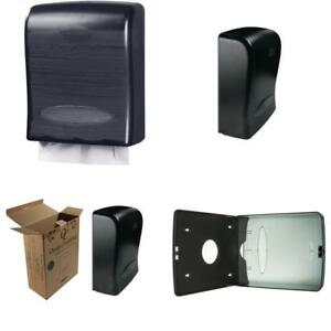 Wall Mount Automatictouchless Holds Up To 500 Multifold Paper Towel Dispenser