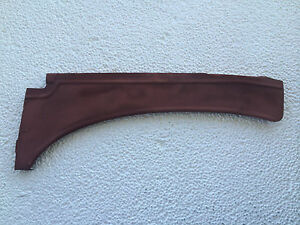 1940 Ford Deluxe Grill Center Divider Plate Original Nice