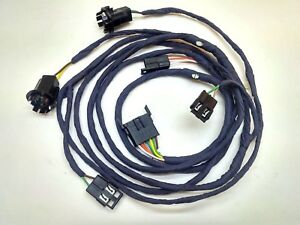 1967 67 Chevelle Rear Body Tail Light Wiring Harness Ss Malibu Hardtop Sedan